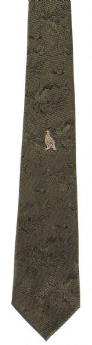 Bisley Polyester Tie - Single Grouse (JR-BIT3)